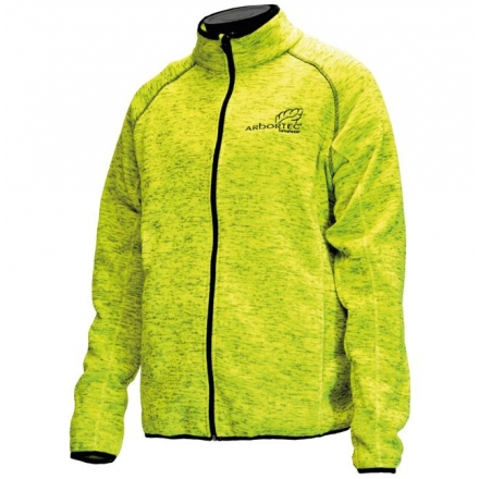 Arbortec Kudu Knitted Mélange Jacket Yellow