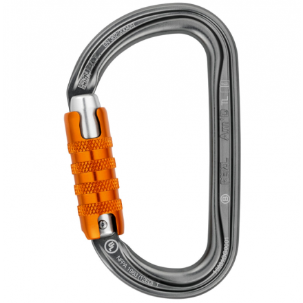 Petzl Am`D Triact Lock