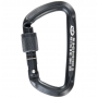 Climbing Technology D-Shape SG, schwarz