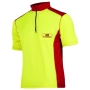 SIP Technical T-Shirt Hi-Vis Yellow-Red