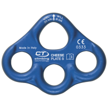 Climbing Technology Cheese Plate S, blue