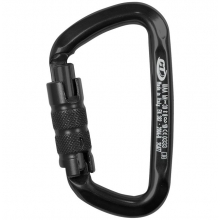 Climbing Technology D-Shape TG, schwarz
