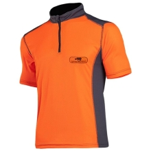 SIP Technical T-Shirt Hi-Vis Orange-Grey