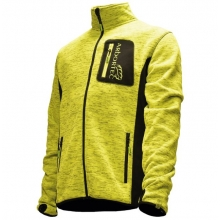 Arbortec Kudu Plus Mélange Knitted Jacket Yellow