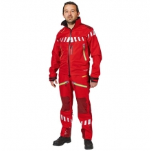 Courant Storm Jacke Rot