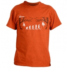 DMM Evolution T-Shirt Orange