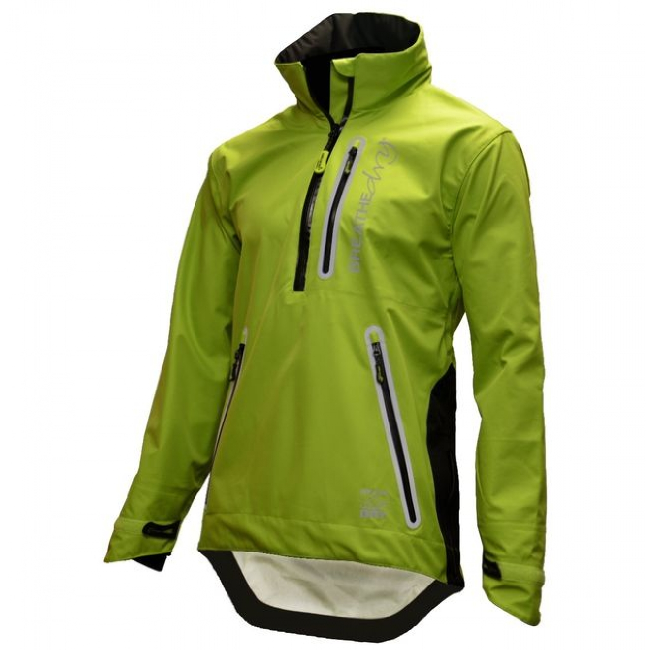 Arbortec Waterproof Smock Lime